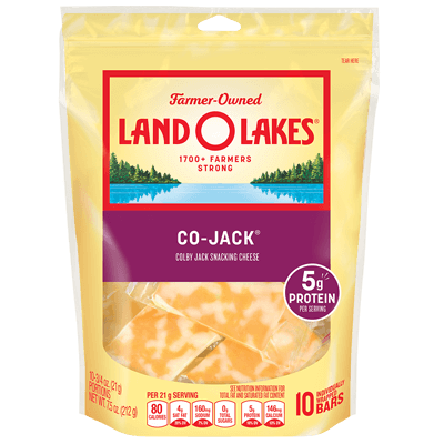 Co-Jack Snack Cheese