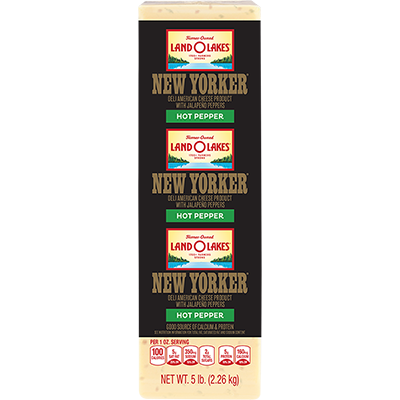 New Yorker® Hot Pepper American
