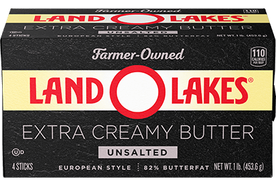 Extra Creamy Unsalted Butter