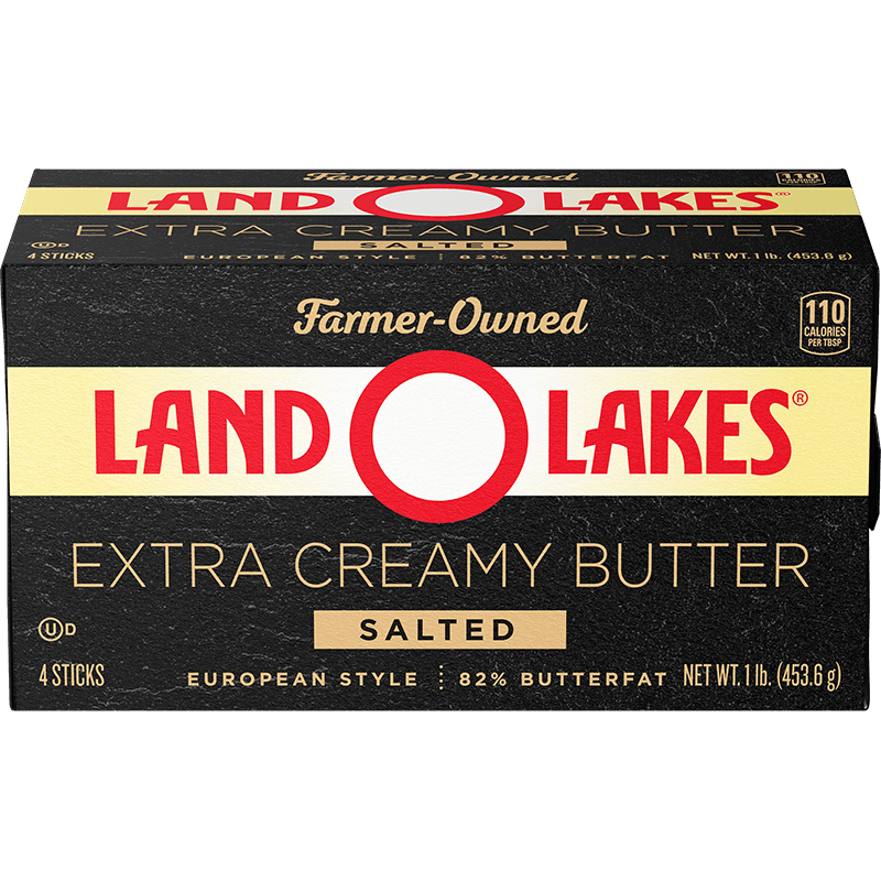 Extra Creamy Salted Butter