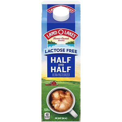 Lactose-Free Half & Half