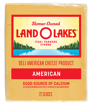 Yellow American<br> Pre-Sliced