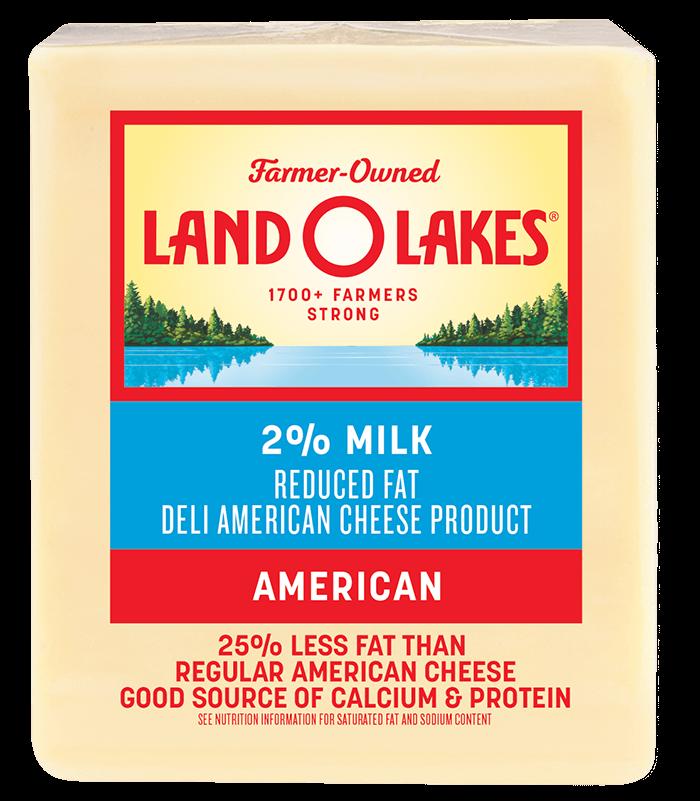 2 Milk White American Land O Lakes