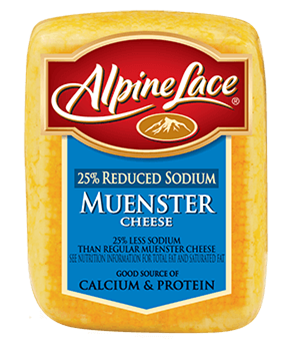 Alpine Lace® Muenster Cheese