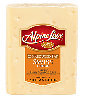 Alpine Lace® Swiss Cheese