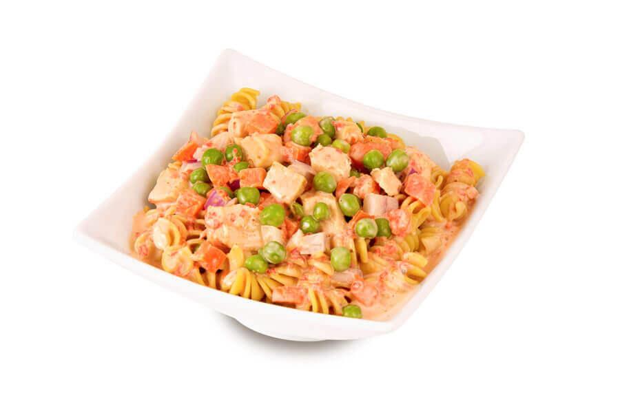 Spicy Cajun Chicken & Pasta