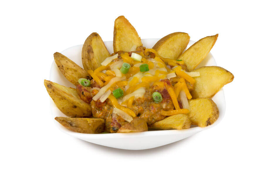 Sloppy Joe Potato Bowl