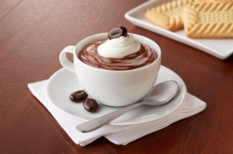 Mocha Pudding