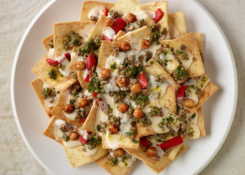 North African Nachos