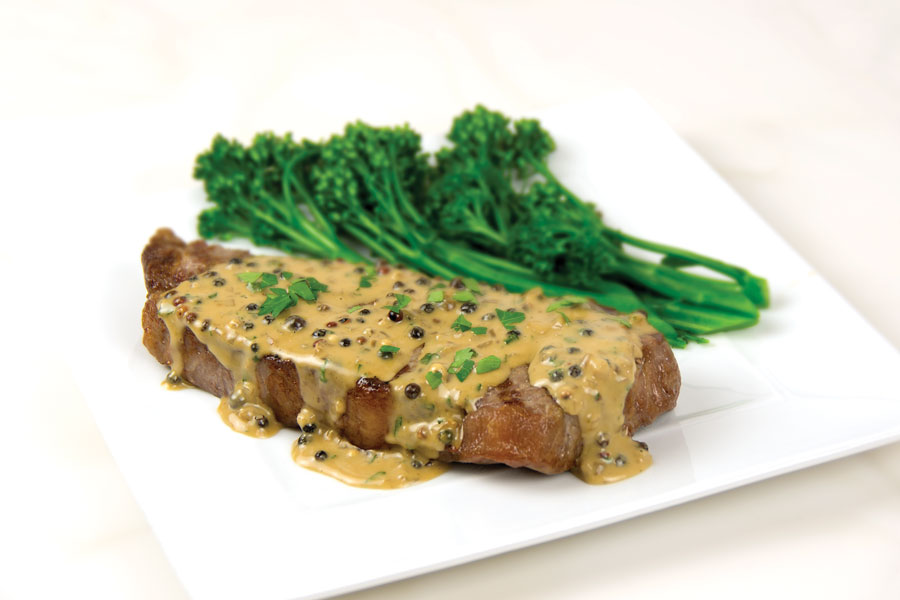 randy Peppercorn Cheese Sauce with Extra Melt® Cheese Sauce recipe