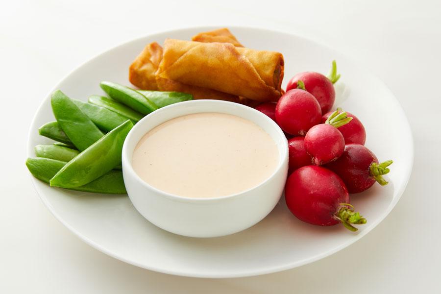 Korean-Inspired Cheese Sauce