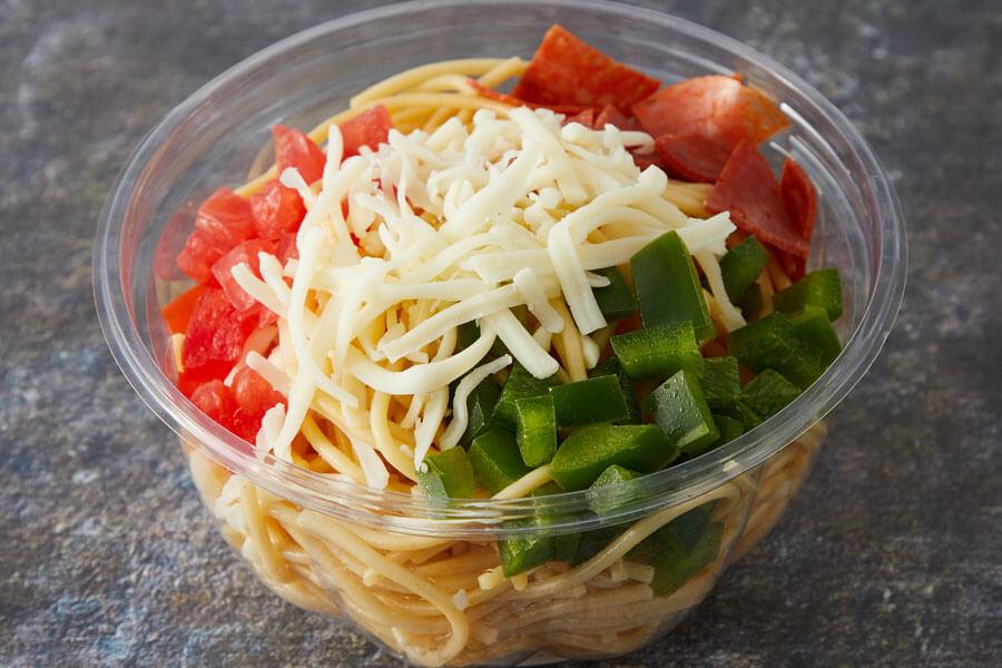 Pizza Pasta Salad Recipe Land O Lakes Foodservice