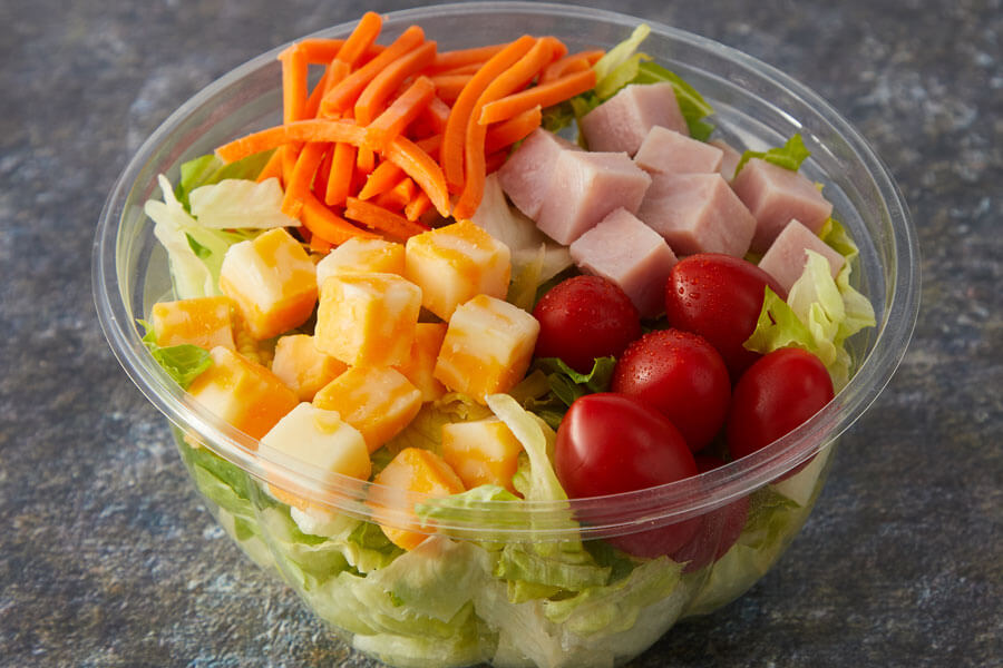 Simple Salad Bowl recipe