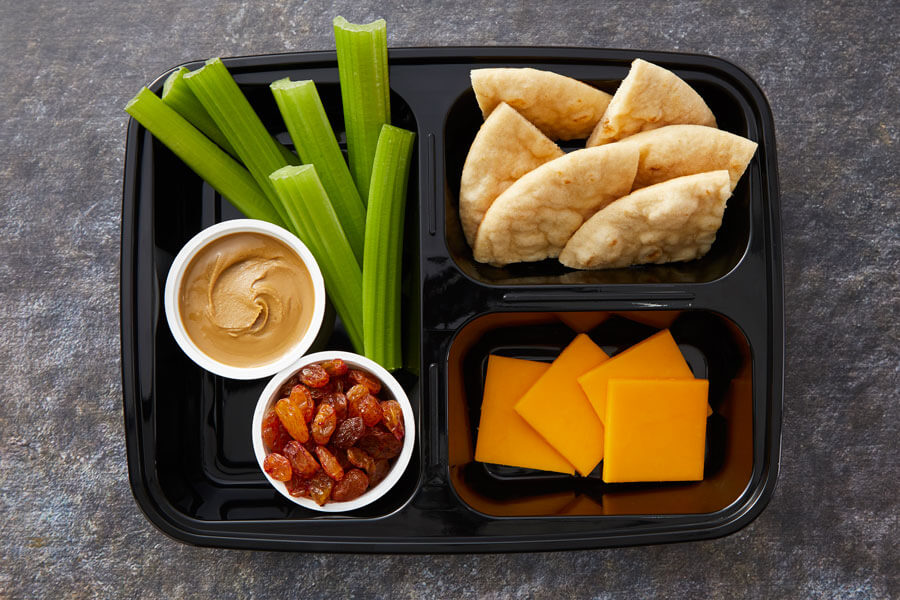 Kid Favorites Bento recipe