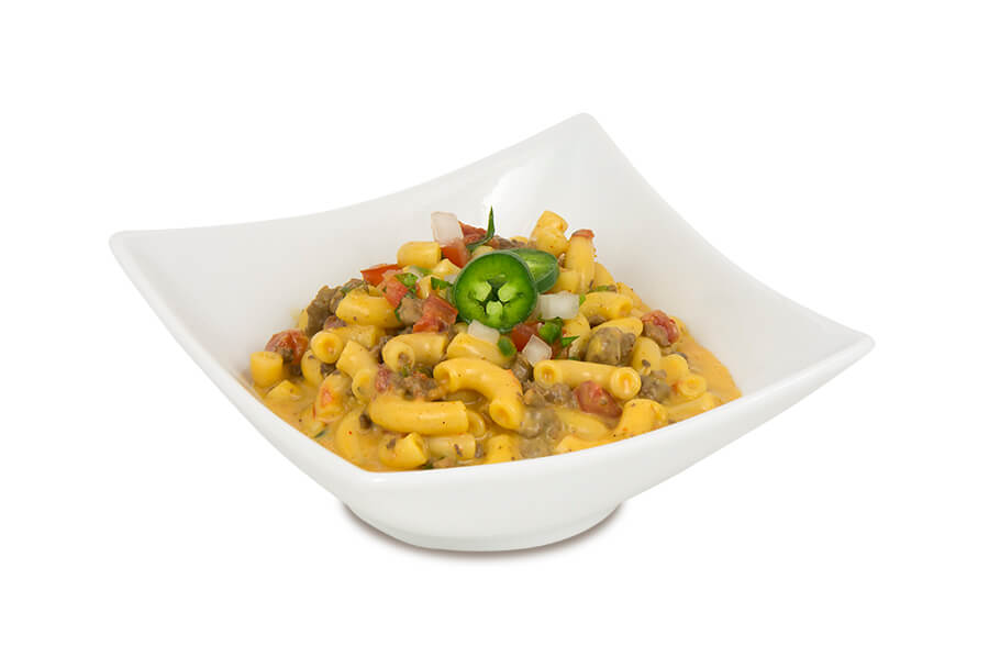 Mac And Cheese Tex-Mex Style recipe