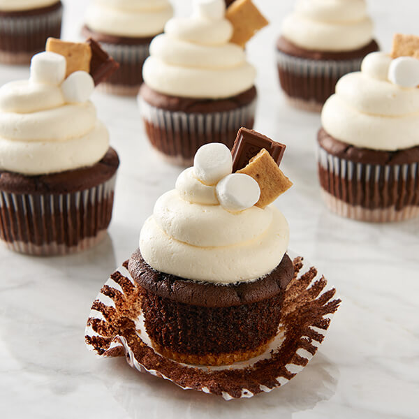 S'more Cupcakes Image