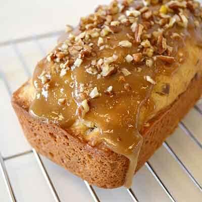 Orange Praline Quick Bread Image