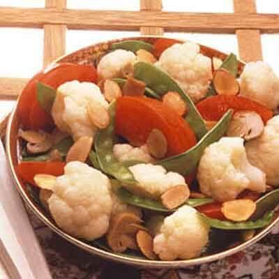 Oriental Cauliflower Medley Image