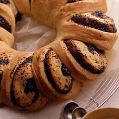 Poppy Seed Coffee Rings Image