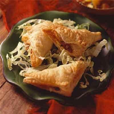 Chorizo & Cheese Empanadas Image