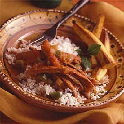 Ropa Vieja (Cuban Shredded Beef With Tomatoes) Image