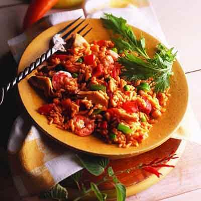 Paella Salad Image