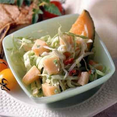 Melon Coleslaw Image