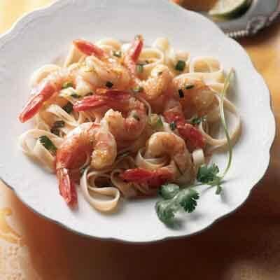 Gulf-Style Citrus Shrimp Image