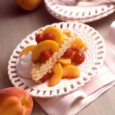 Berry Sour Cream Shortcake Image