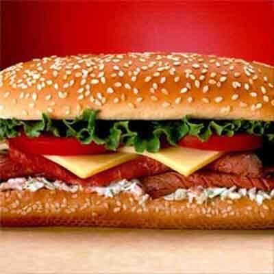 Zippy Beef & Cheese Hoagie Image