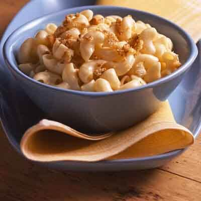 Stovetop Macaroni & Cheese Image