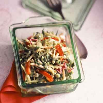 Broccoli-Spinach Slaw Image
