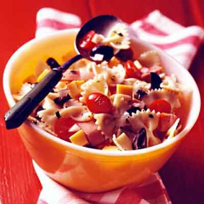 Sweet Onion Pasta Salad Image