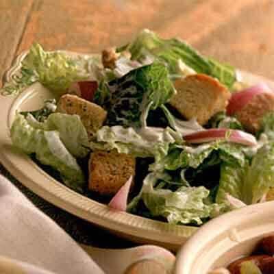 Caesar-Style Salad Image