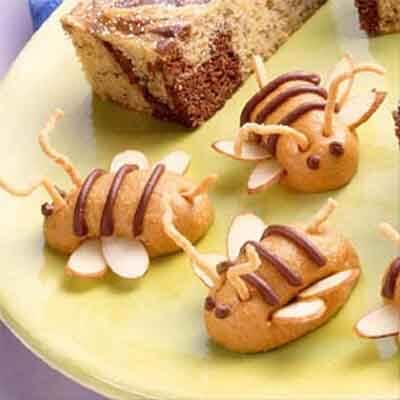 Peanut Butter Honey Bees Image