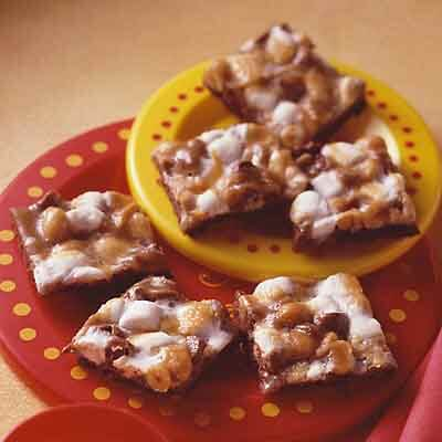 S'more Graham Cracker Crisps Image