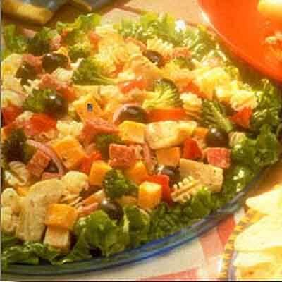 Marinated Antipasto Salad Image