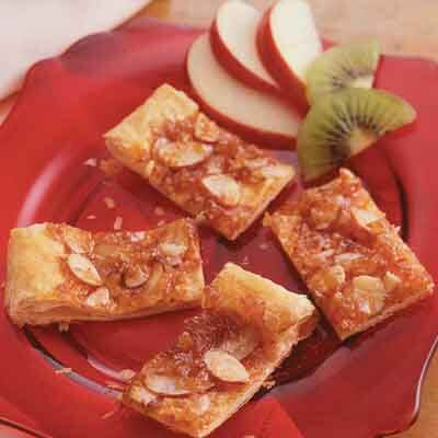 Double Almond Pastry Bars Image