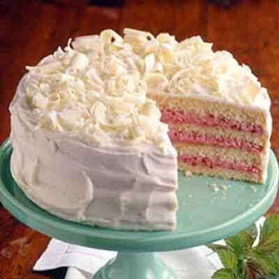 White Chocolate Torte Image