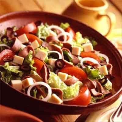 Santa Fe Beef & Hot Pepper Salad Image