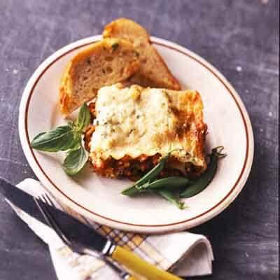 Sausage Lasagna Image