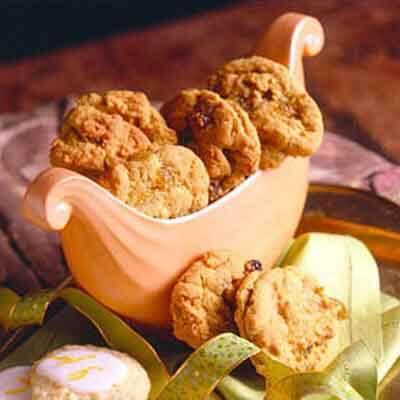 Orange Molasses Cookies Recipes