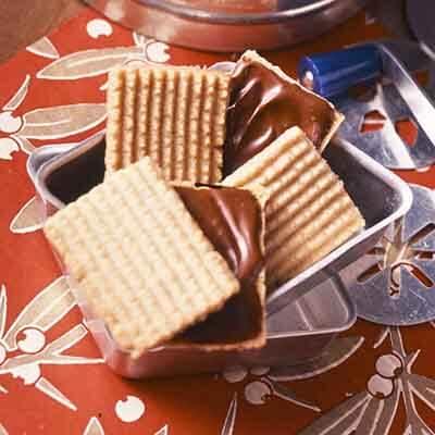 Cinnamon Spritz Ribbons Image