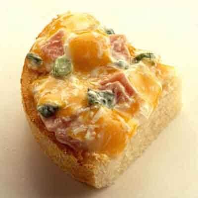 Ham & Cheese Wedges Image
