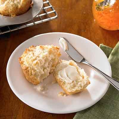 Lisa's Baking Powder Biscuit Muffins Image