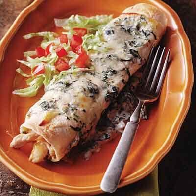 Chicken Enchilada Casserole Recipes