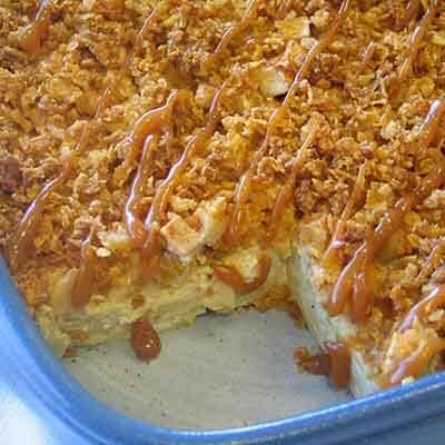 Caramel Apple Noodle Kugel Image