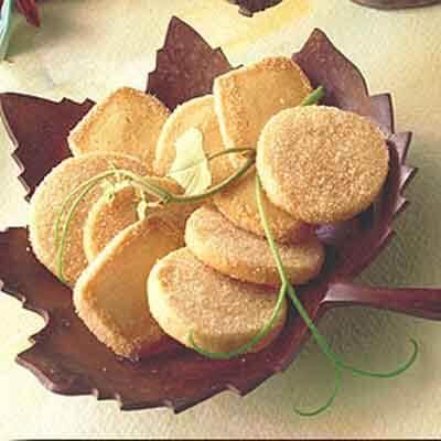 Slice & Bake Cinnamon Crisps Image