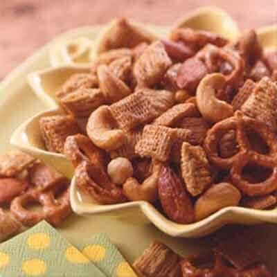 Praline Nut Crunch Image