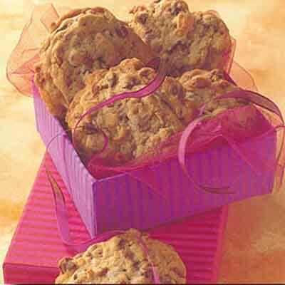 Toffee Pecan Cookies Recipe